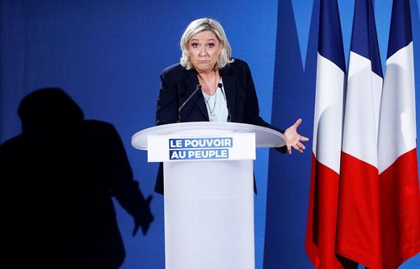 მარინ ლე პენი საფრანგეთის საპრეზიდენტო არჩევნებში მონაწილეობას მიიღებს