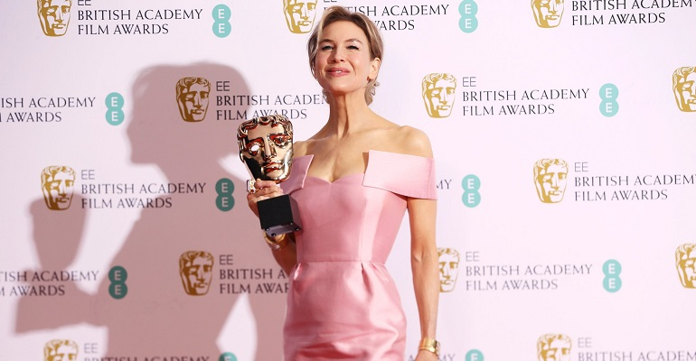 კინოვარსკვლავები BAFTA 2020-ის წითელ ხალიჩაზე | ფოტოები