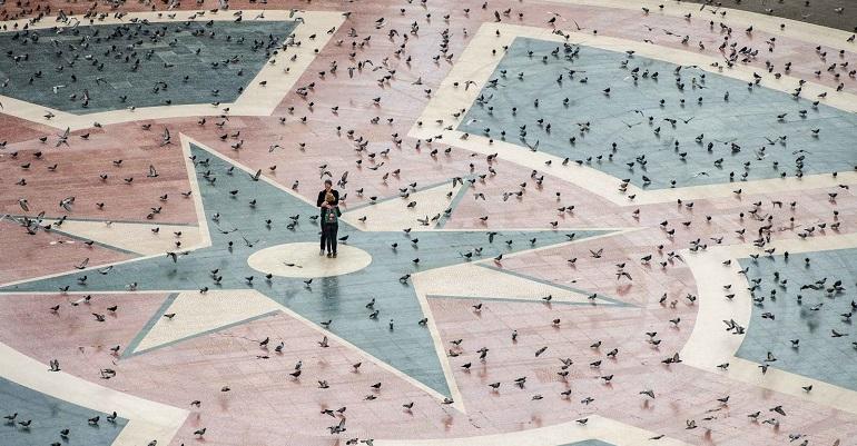 ცხოვრება კორონავირუსის ერაში | ფოტოები