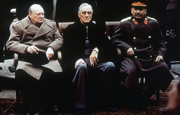 ნაცისტური ბერლინის დაცემა - ფოტოისტორია